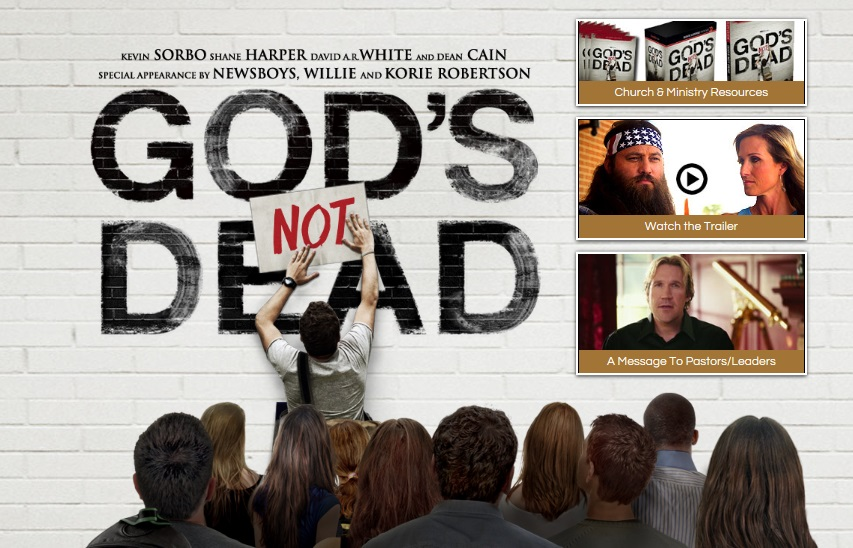 God is not Dead movie