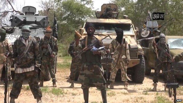 ISIS Giving Nigeria's Boko Haram Advice on Establishing African Caliphate