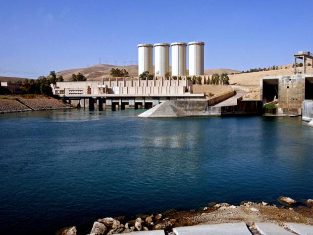 Mideast Iraq Water