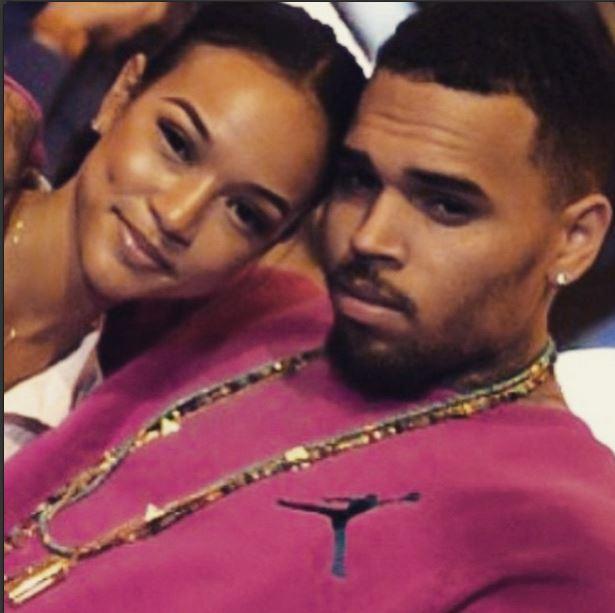 Chris Brown Praises Ex-Girlfriend Karrueche Tran on Social Media