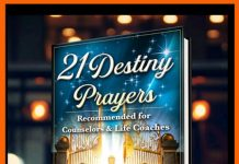 21 DESTINY PRAYERS by Dr. Simi Adigun