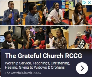 The Grateful Church RCCG