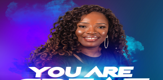 You are great by Gifty Ovire - The Christian Mail