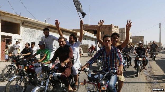 Islamic State captures Syrian Base