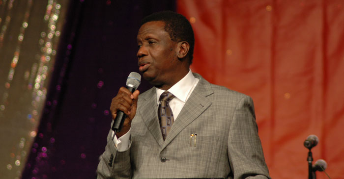 RCCG, the world's biggest church restructures her hierarchy