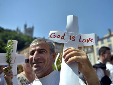 god-is-love-afp