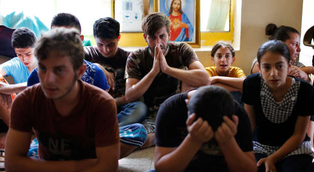 How You Can Help Persecuted Iraqi Christians