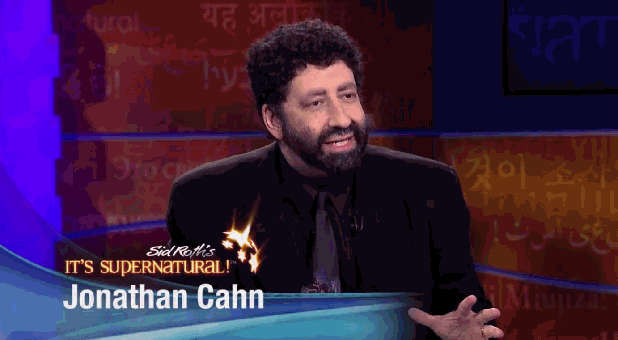 Jonathan Cahn on Sid Roth's It's Supernatural