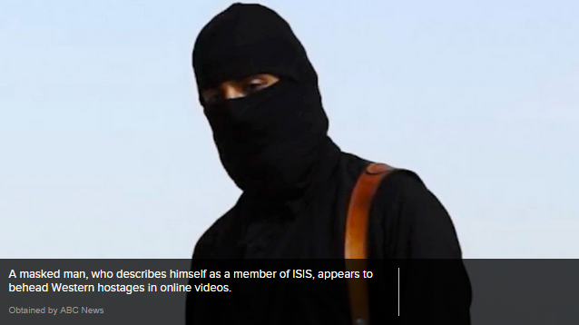 ISIS Executioner Identified, FBI Chief Says