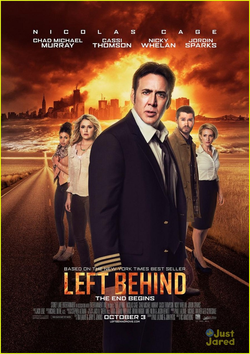 Left Behind Movie
