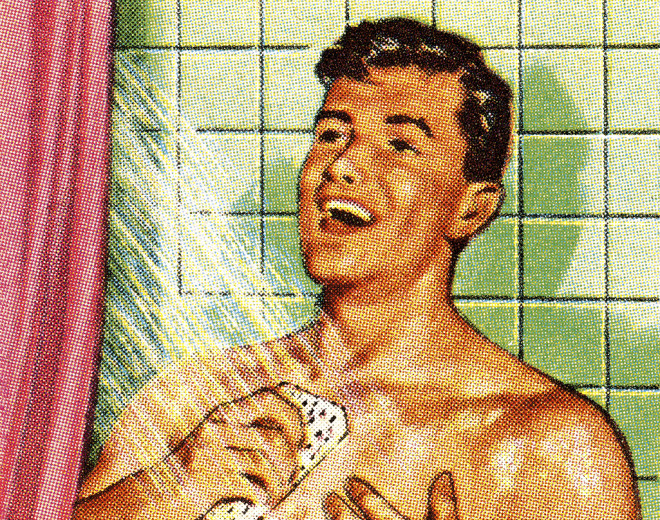 What's Up With That: Your Best Thinking Seems to Happen in the Shower