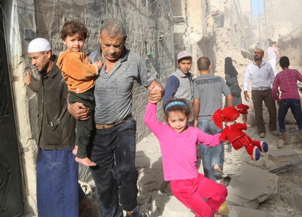 syrian bomb attack