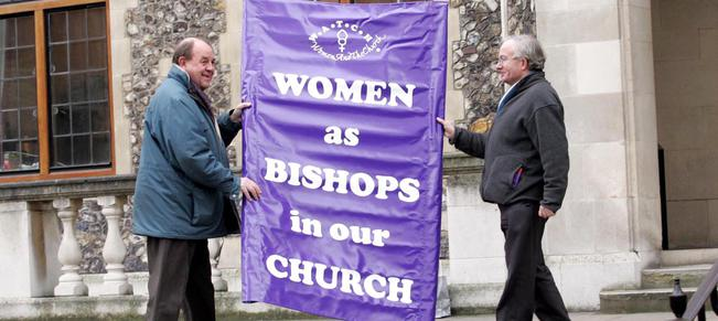 Women bishops approved by House of Lords