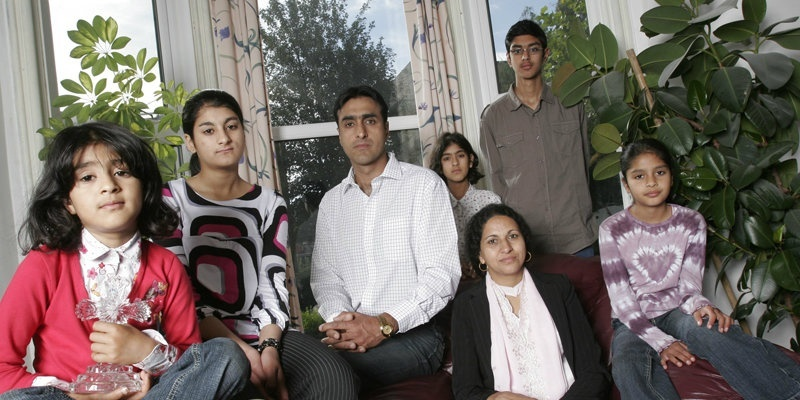 Christian Converts  Fleeing Persecution Find Safe Houses in England