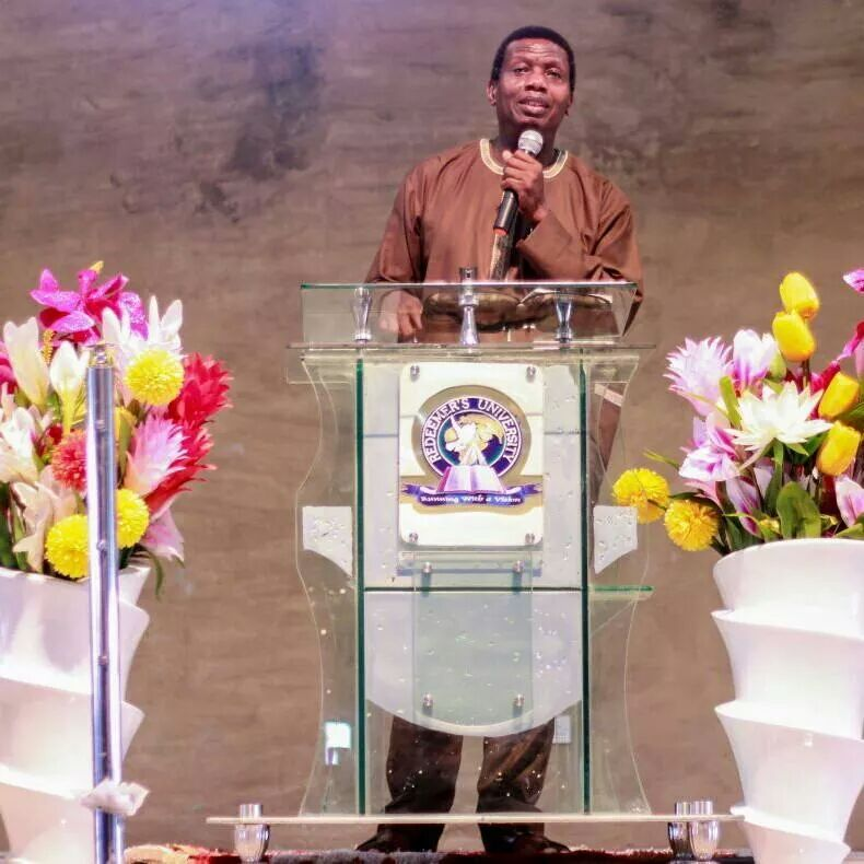 Pastor Adeboye on Nigeria's Next President