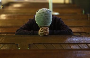 Praying Booth