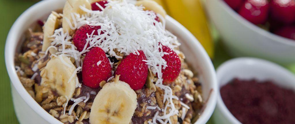 Acai Breakfast, Acai Berry