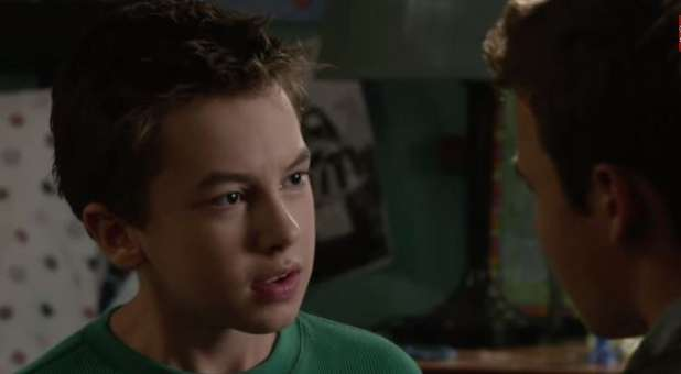 Hayden Byerly as Jude in ABC Family's 'The Fosters.