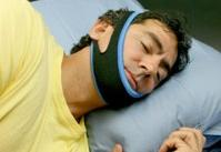 Solution to stop snoring
