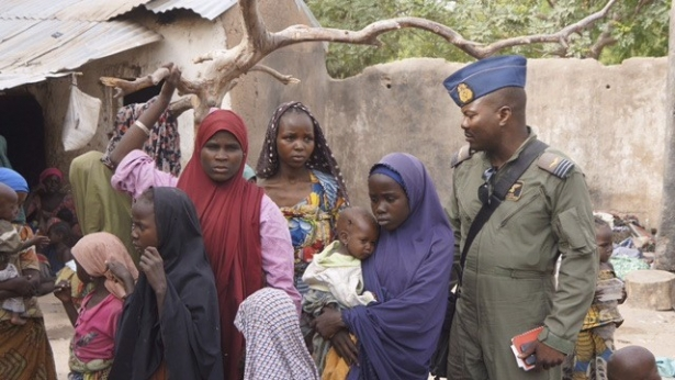 214 Women and Children Rescued From Boko Haram Are Pregnant