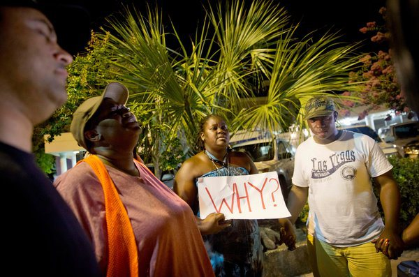 Nine Killed in Charleston Church Shooting; Gunman Is Sought