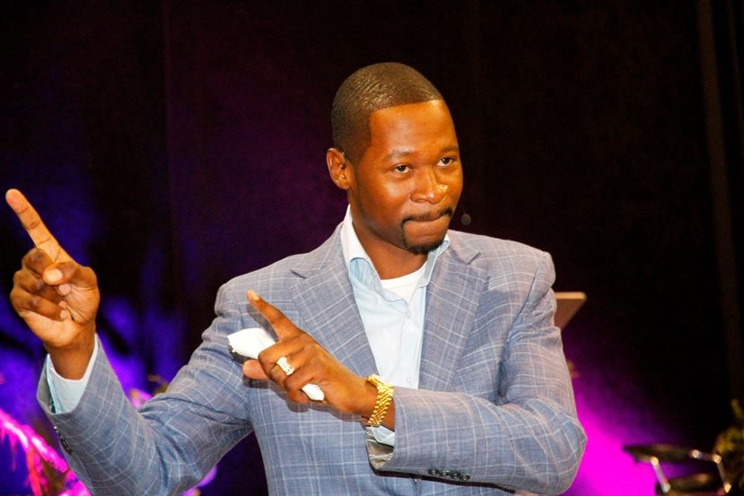Prophet Makandiwa Panics, Battles to Convince Church Fake Miracle Was Real