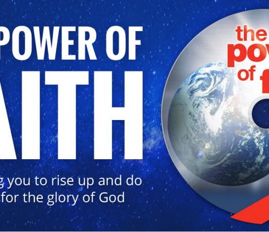 Power of Faith by David Hathaway