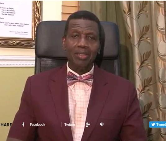 Pastor Adeboye ask Members of RCCG to Evangelism for Souls