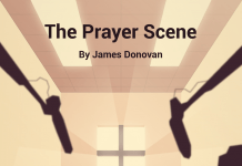 The Prayer Scene
