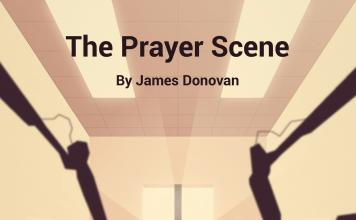 The Prayer Scene