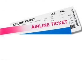 airline ticket caftop travels