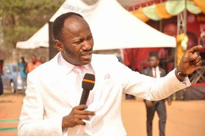 How Buhari ordered two truckloads of DSS to arrest Apostle Johnson Suleiman, church reacts