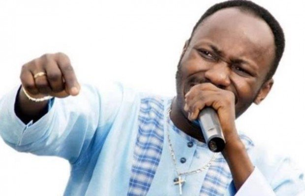 apostle-suleiman by Christian Mail