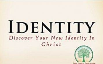 Identity - Discover Your New Identity In Christ - Christian Mail