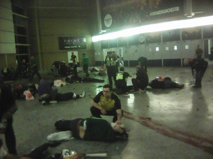 Manchester Terrorist attack 2017