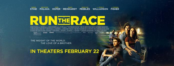 run the race movie - the christian mail