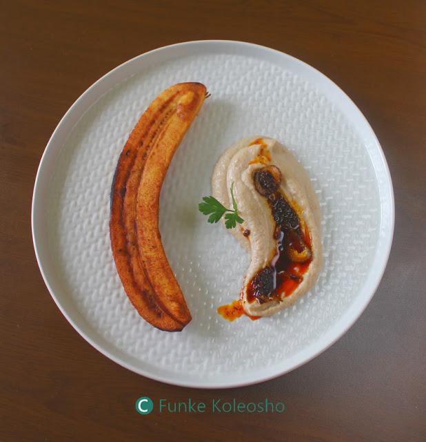 Plantain & Bean Hummus by Funke Koleosho - The Christian Mail