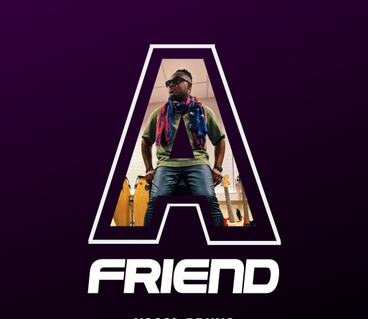 UK Gospel Artist Kossi Bruno Releases 'A Friend'