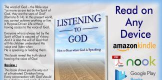 Listening to God by David O. Kaffo