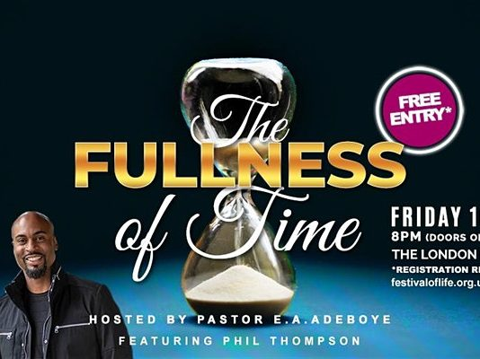 Festival of Life, London - The Christian Mail