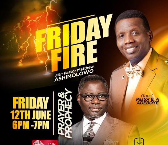 Friday_Fire with Pastor Ashimolowo and Pastor Adeboye