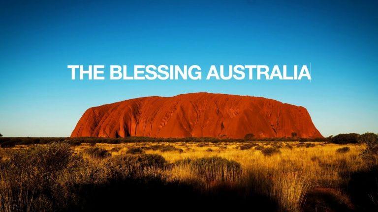 The Blessing – Australian Version