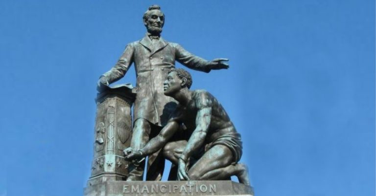 Boston to Remove Replica of Abraham Lincoln Statue Funded by Freed Slaves