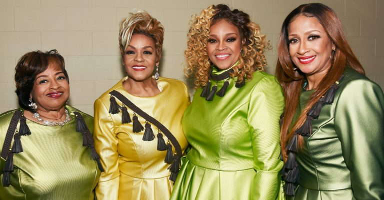 The Clark Sisters' Karen Clark Sheard Opens up about the Gospel Group's Journey to Fame