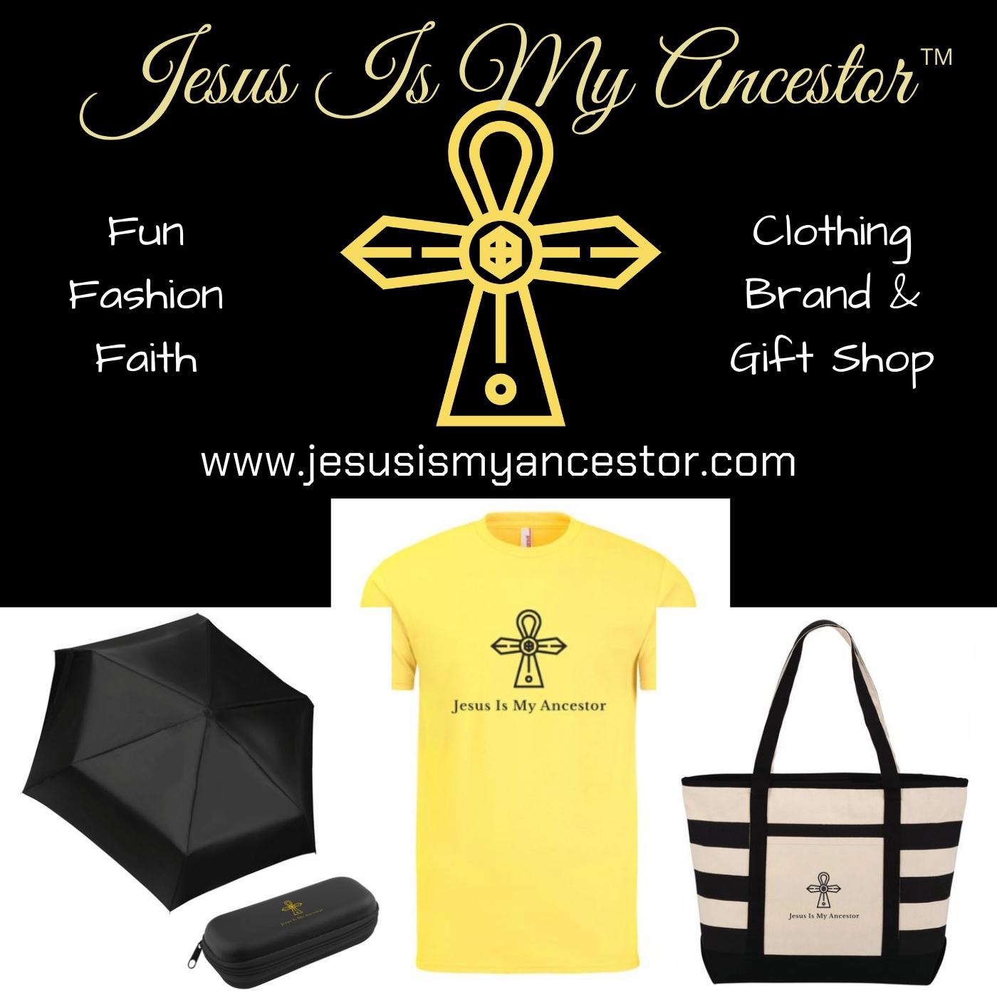 Jesus is my ancestor