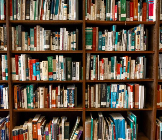Bookshop in England | The Christian Mail