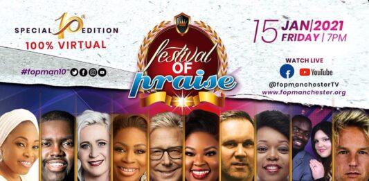Festival of Praise 2021 - The Christian Mail